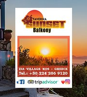 Taverna Sunset Balkony