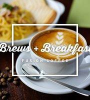Brews + Breakfast Fusion Coffee