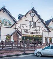 Biergarten, ресторан-пивоварня