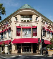 American Girl Place Los Angeles Cafe