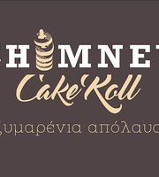 Chimney Cake Roll