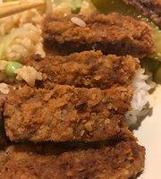 Zen Ramen and Sushi Burrito