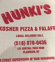 Hunki's Kosher Pizza