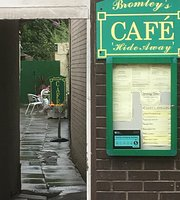 Bromley's Hideaway Cafe