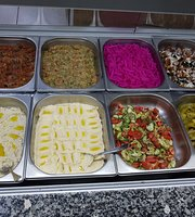 Damascene Shawarma