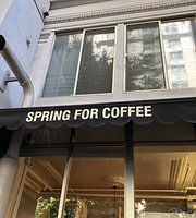 Spring For Coffee