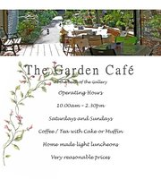 Port Stephens Community Arts Centre Garden Cafe