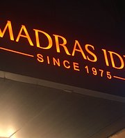 Madras Idli