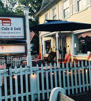 Bridge Cafe & Deli at the New Hope General Store