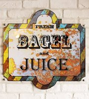Fresh Bagel & Juice