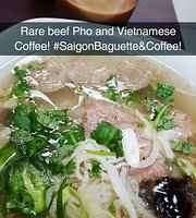 Saigon Baguette & Coffee