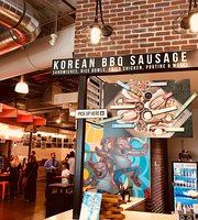Seoul Sausage Oxnard
