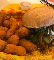Chedda Burger
