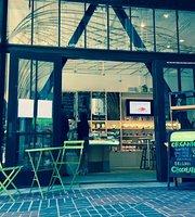 Newtree Cafe Ecker