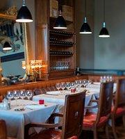 Restaurant de l'Hotel Ville d'Hiver