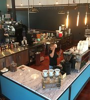 Three Fins Coffee Roasters & Mercantile