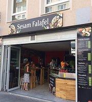 Sesam Falafel