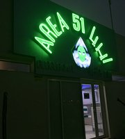 Area 51 Burger Cafe