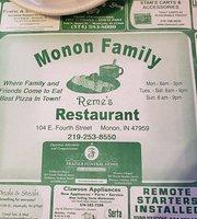 Monon Family Restaurant