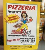 Pizzeria Per Asporto Mela Dai