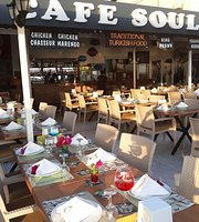Cafe Soul Restaurant & Bar, Calis Beach