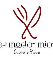 A MODO MIO cucina e pizza - Brescia