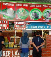 Pd Famous Cendol Coconut Shake Power