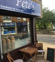Pete's Sandwich Shop