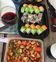 Ny Yaki Sushi & Wok