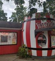 Barrel of Fun Ice Cream
