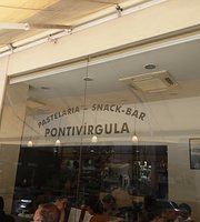 Pontivírgula - Pastelaria - Snack bar
