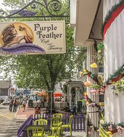 ‪The Purple Feather Cafe & Treatery‬
