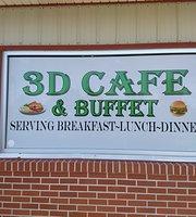 3D Cafe-Buffet-Yard Art
