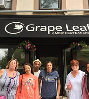 Grape Leaf a Mediterranean Grille
