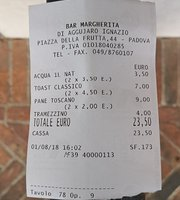 Caffe Margherita