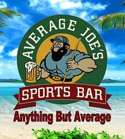 ‪Average Joe's Sports Bar‬