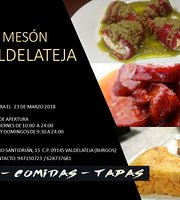 Bar Meson Valdelateja