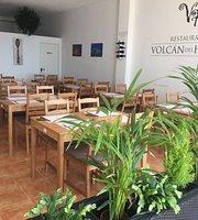 Restaurante Volcán del Hierro