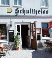 """Gaststatte """"Schultheiss"""""""