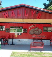 Wally's Shag Bark BBQ & Ice Cream