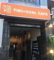 Tiki+Goal Cafe