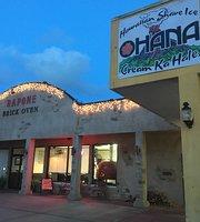 Ohana Hawaiian Shave Ice - Cream Ka Hale