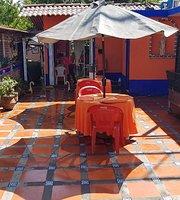 Asados de jabali y carnitas La Casa Naranja