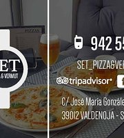 Set Pizza&vermut