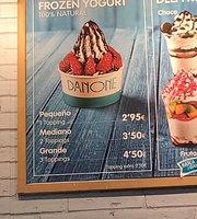 Yogurteria Danone - La Maquinista