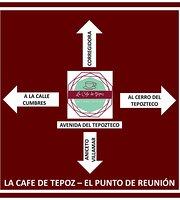 La Cafe de Tepoz Cafe & Tienda Coffee Shop