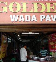 Golden Wada Pav