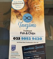 Tanzim's Traditional Fish & Chips