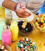 Cereal Crunch Cafe