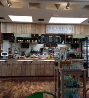 Seasons Cafe @ Guildford Cathedral